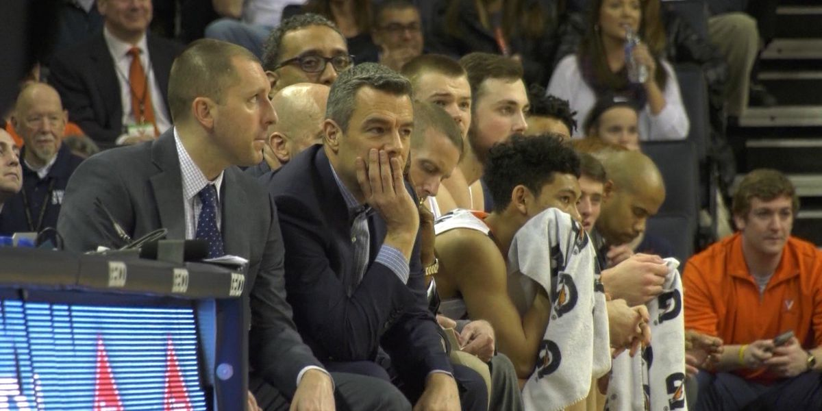 No. 5 Virginia suffers 29-point loss to Purdue in Big Ten/ACC Challenge