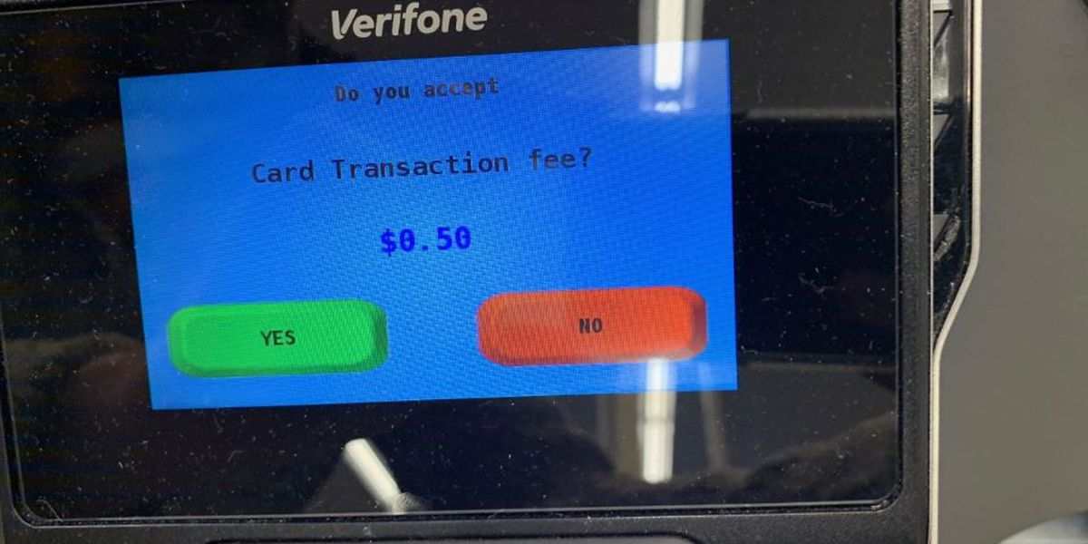 Kroger shoppers now being charged for debit-card withdrawals