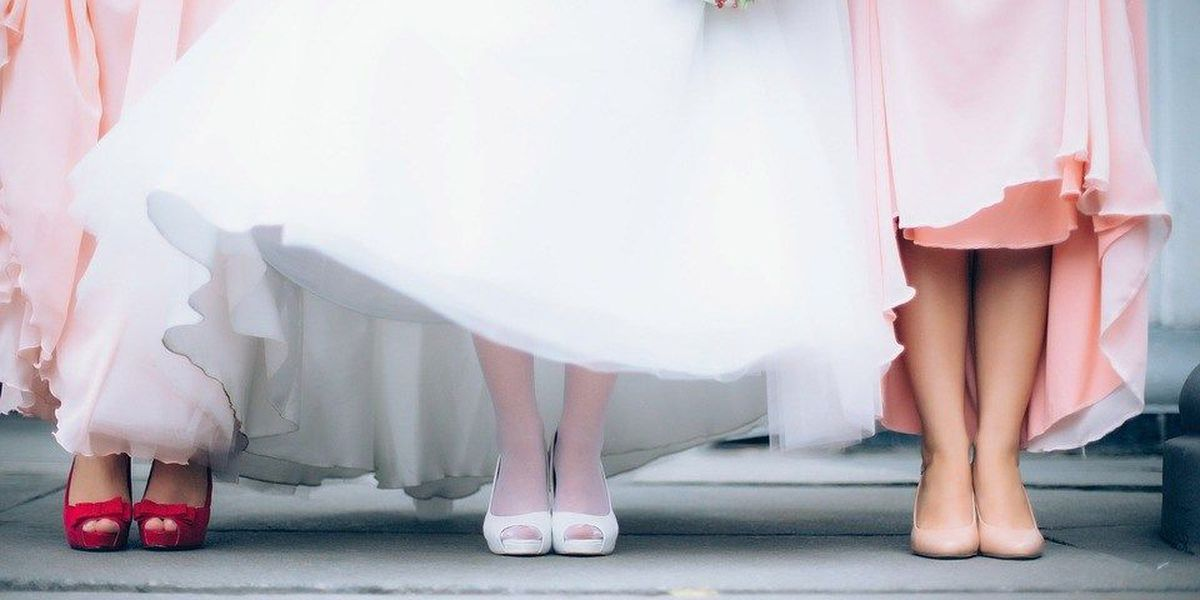 Bridal shop gives away free dresses for military brides, first responders