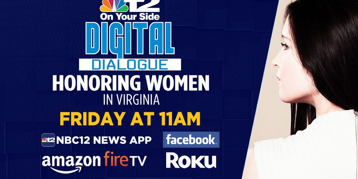 Digital Dialogue: Honoring Women in Virginia