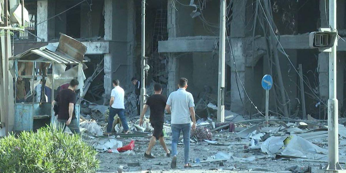 Hamas: Gaza City commander killed by Israeli airstrike