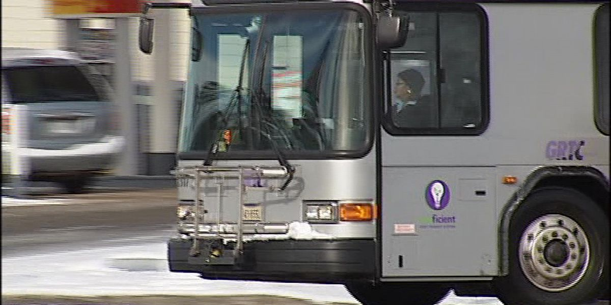 GRTC continues to limit service due to snow