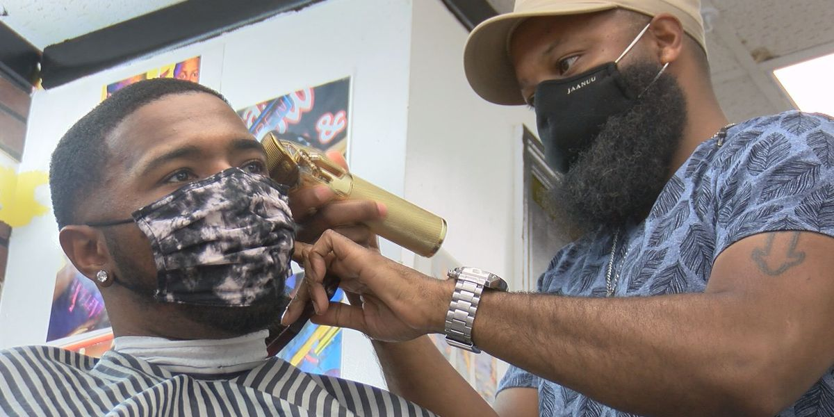Richmond barber expresses concern over vaccine access