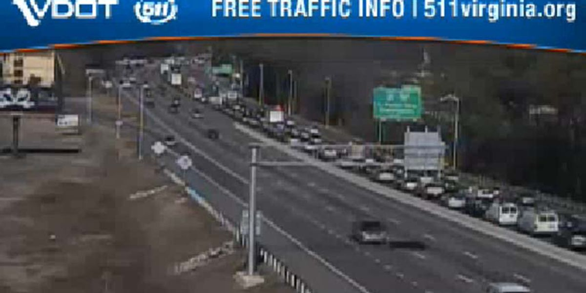 All lanes back open after crash on I-95 North near Boulevard