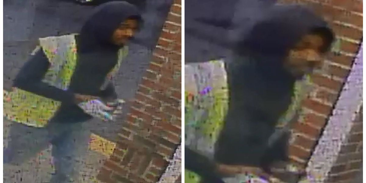 Man wearing construction safety vest robs Hopewell restaurant