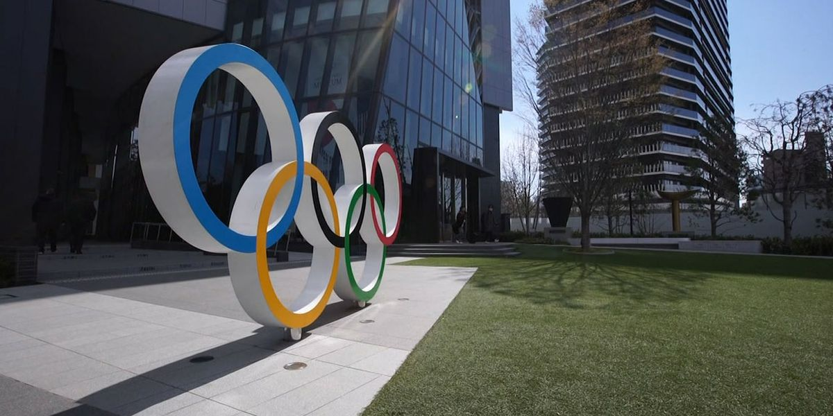 Japan prime minister says he's determined to hold Olympics