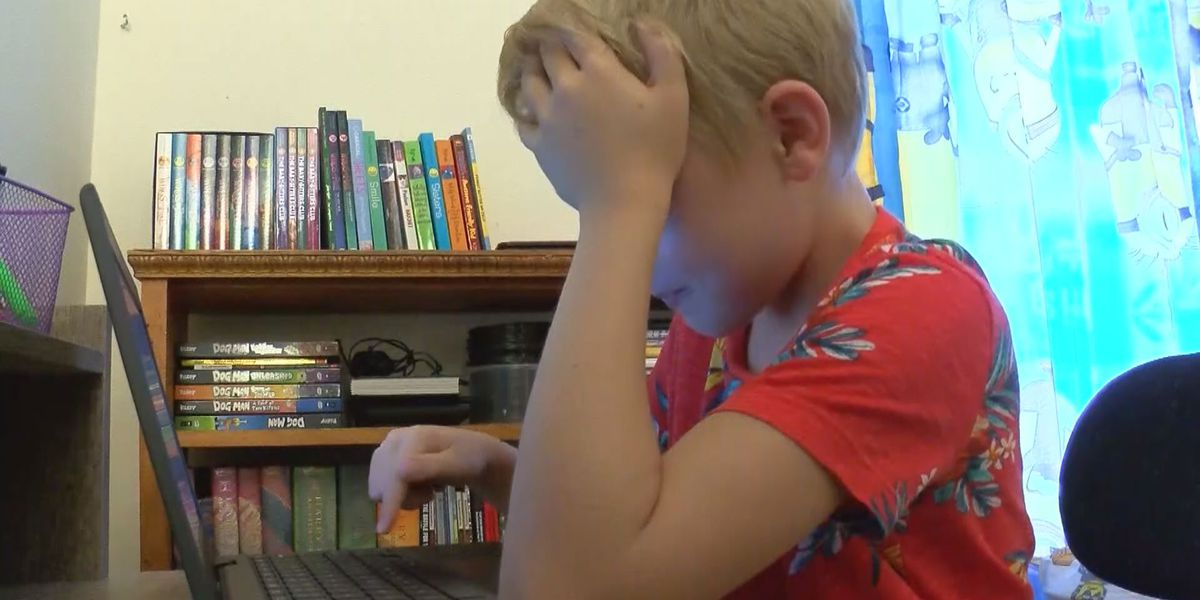 Pediatrician discusses preventing eye strain while virtual learning