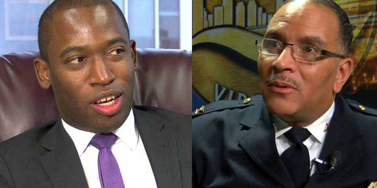 Richmond Mayor Stoney: '9 homicides are 9 too many'