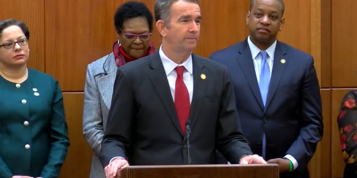 Governor Northam wants to improve driver safety, modernize transportation system