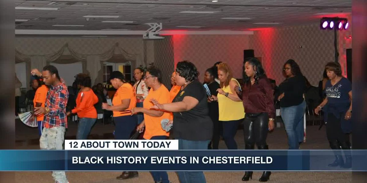 Black History Events in Chesterfield