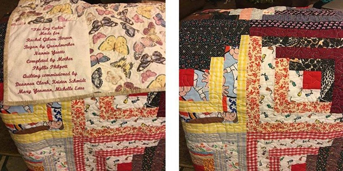 Va Woman Pleas For Help To Find Quilt Mistakenly Dropped Off At Goodwill