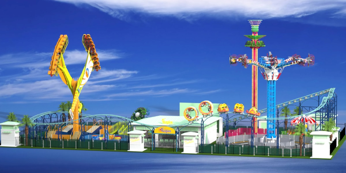 Proposed plans for new amusement park in Myrtle Beach move forward