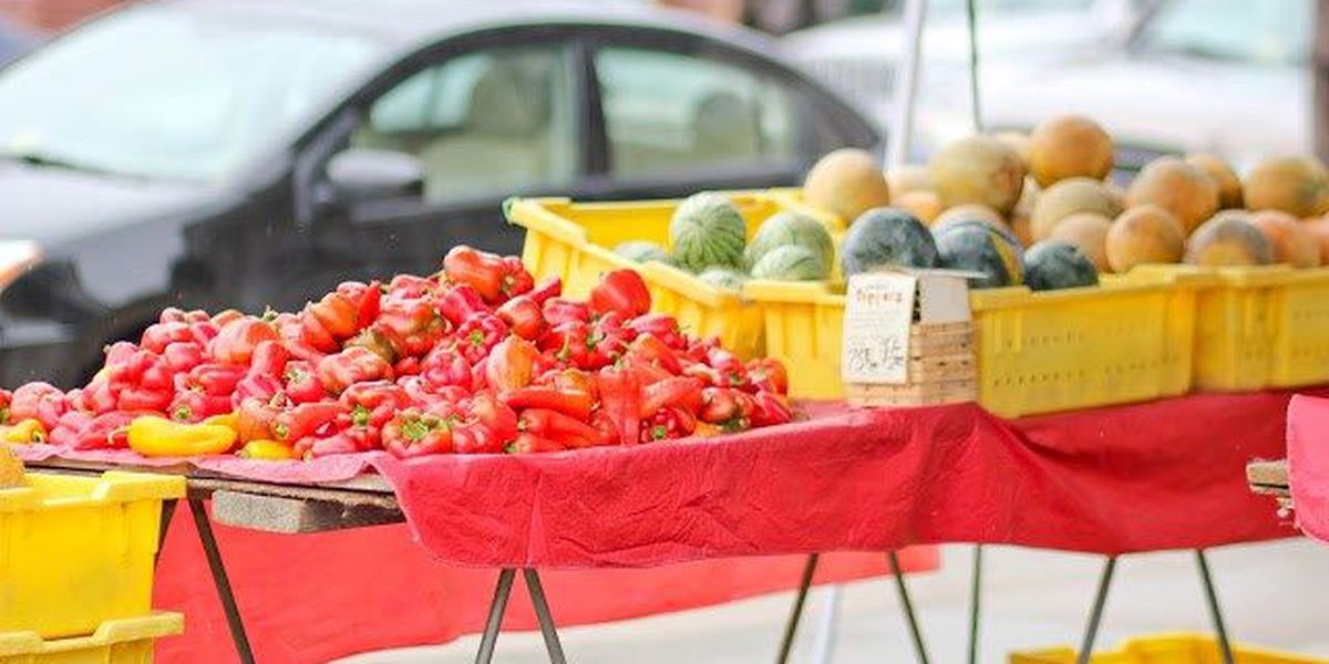 A mother's view on the expanded Richmond farmers market scene