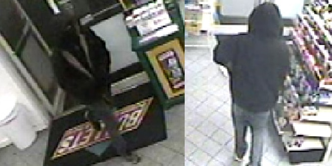 Man robs Chesterfield gas station at knifepoint