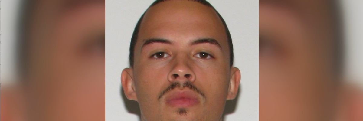Chesterfield Police searching for wanted man