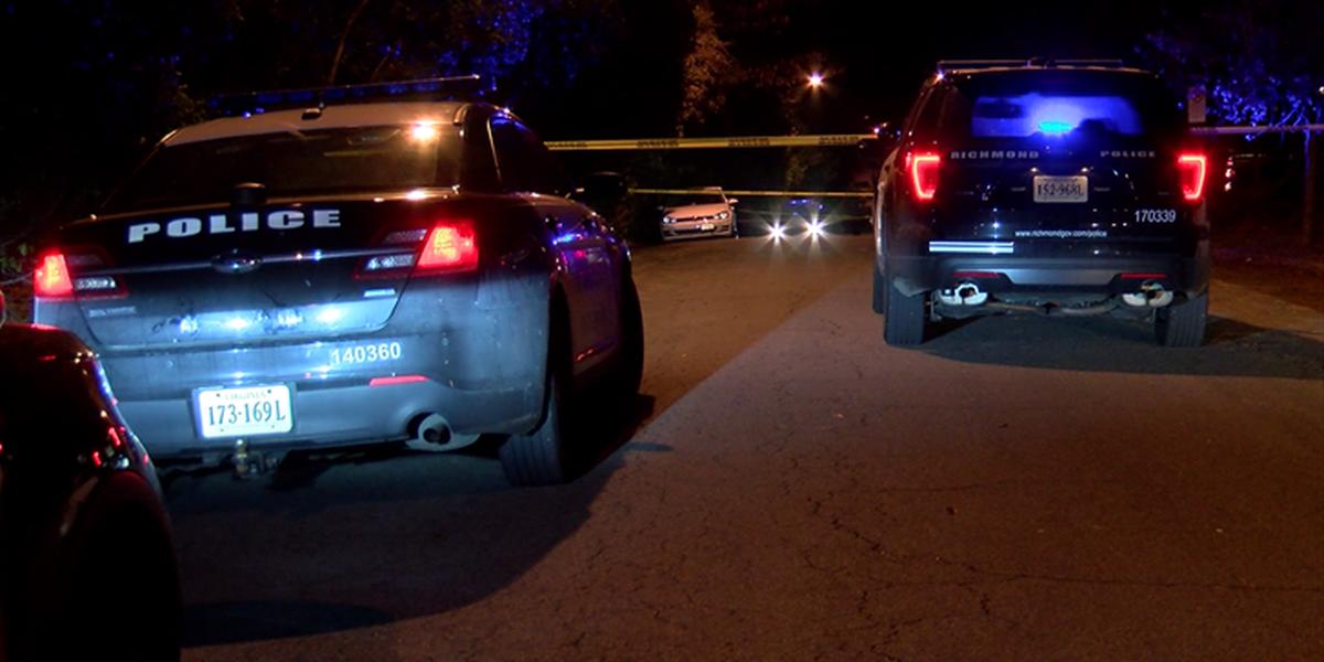 Man found shot to death on sidewalk near Carytown