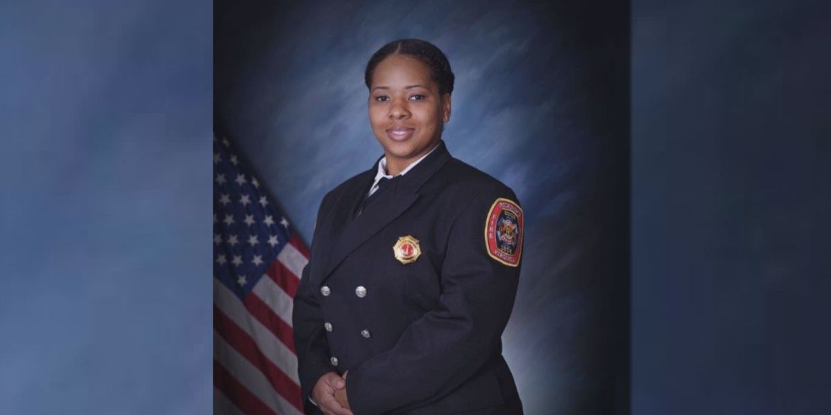 'The bad people shot mommy': Richmond Fire Lt. shielded 5-year-old son from gunfire that killed her