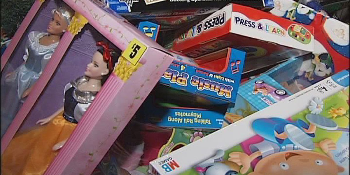 Richmond toy drive for homeless children