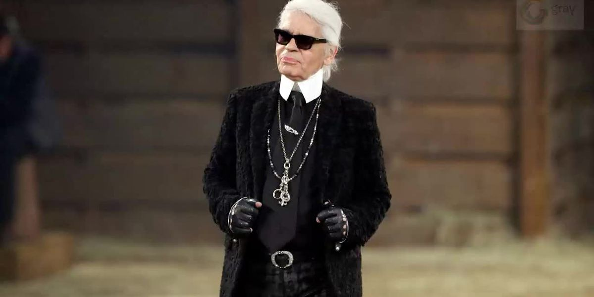 Fashion designer Karl Lagerfeld has died at 85
