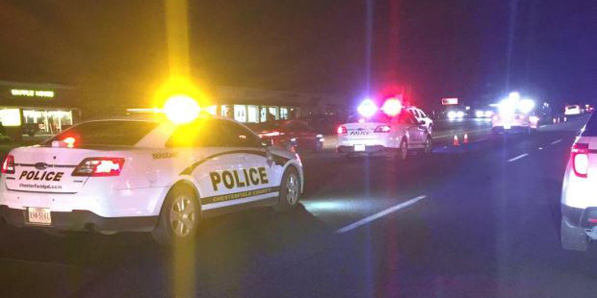 Pedestrian injured in Hull Street hit-and-run crash