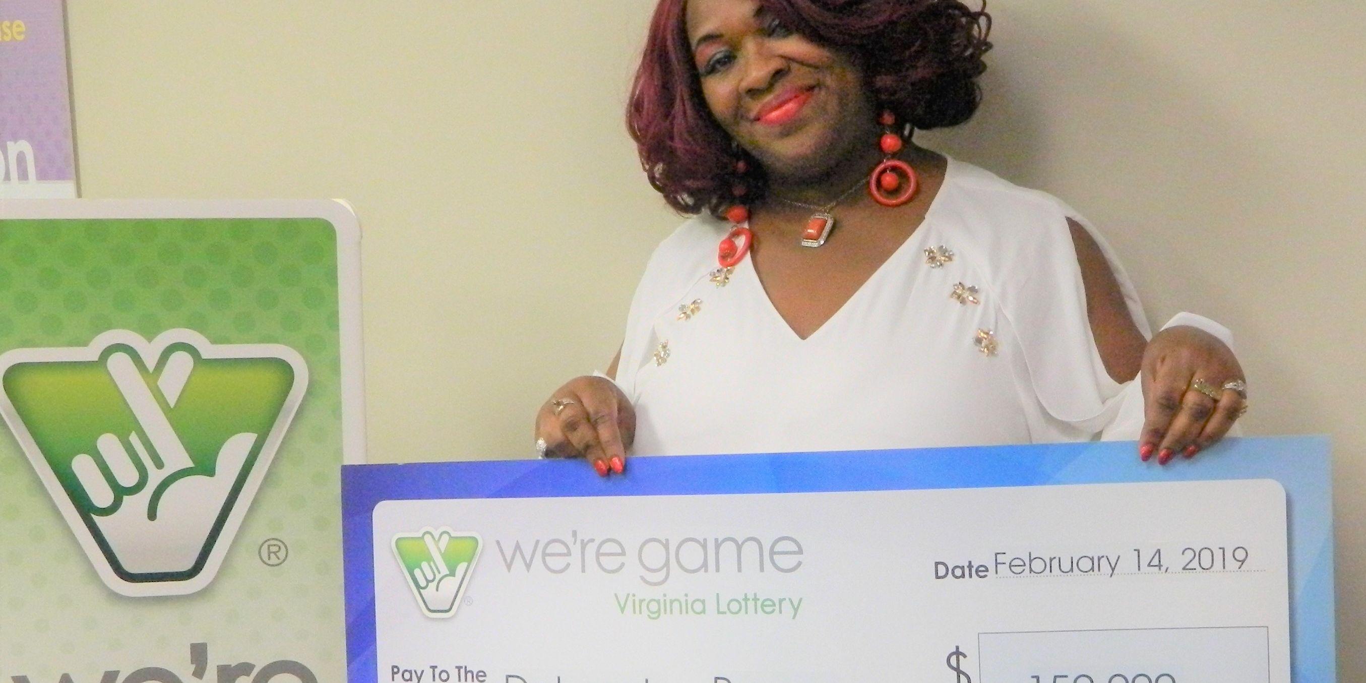 Richmond woman plays same Pick 4 numbers 30 times, banks $150K