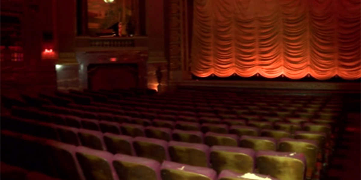 Byrd Theatre to get new seating