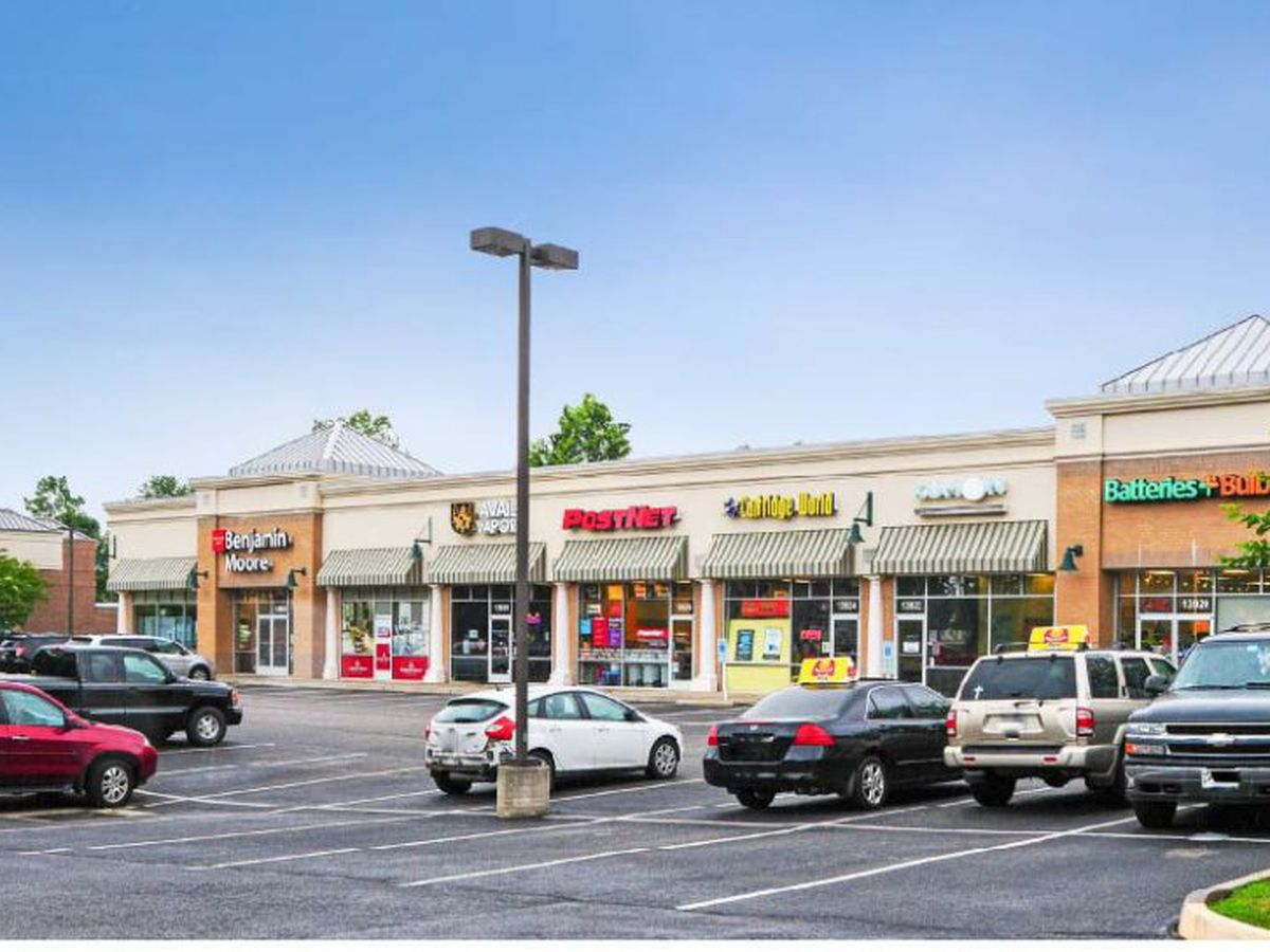 Chesterfield shopping centers acquired by Baltimore-based retailer