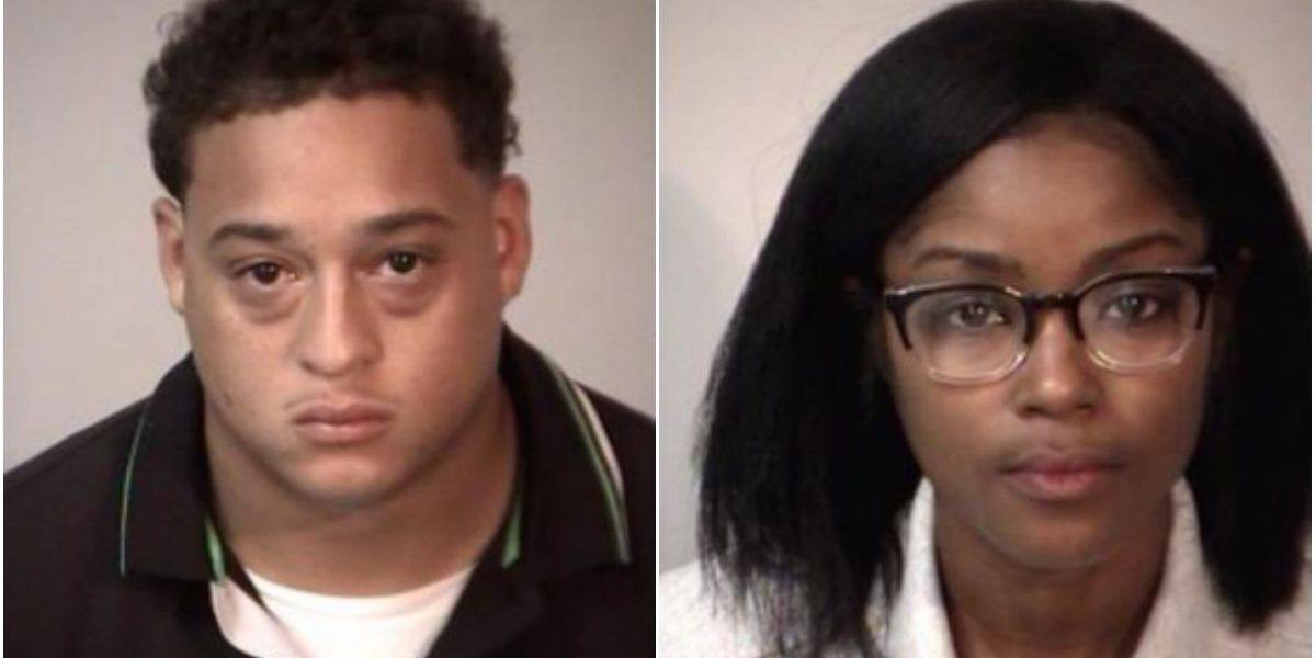 Couple charged after driving intoxicated on railroad tracks with 2-year-old