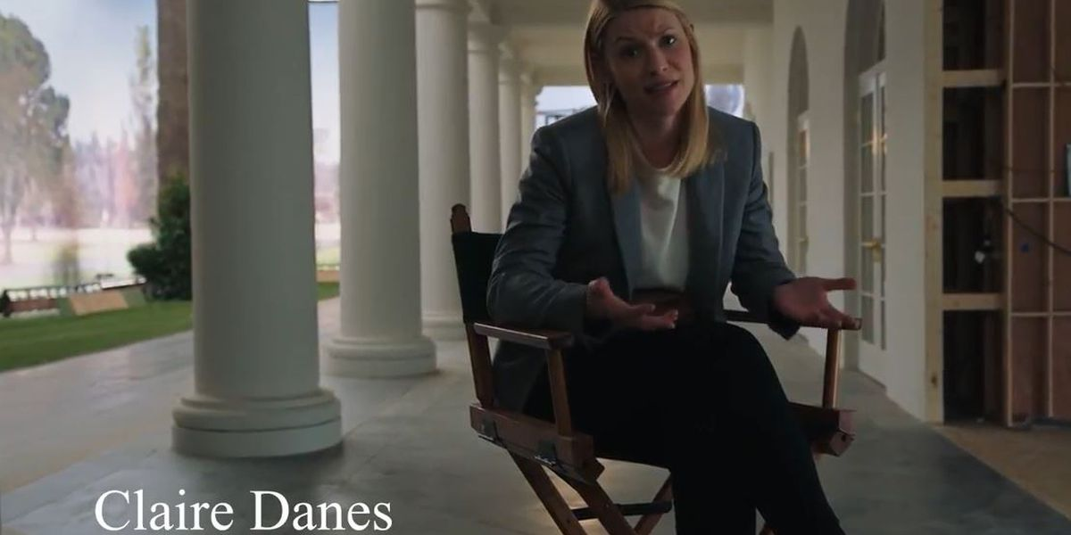 Pie and yarn: 2 great things about RVA, according to Claire Danes