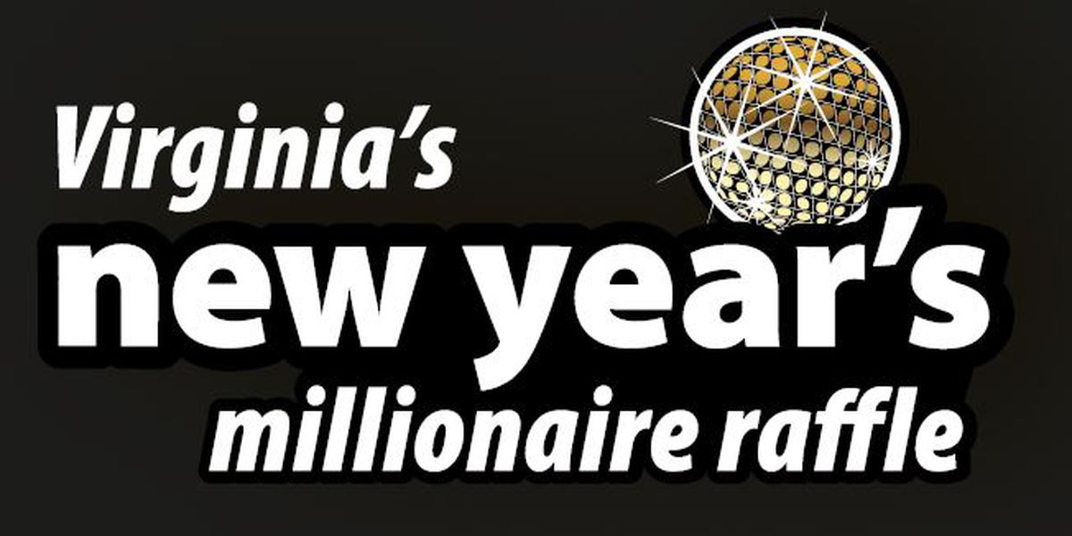 $100,000 ticket in Virginia's New Year's Millionaire Raffle sold in Midlothian