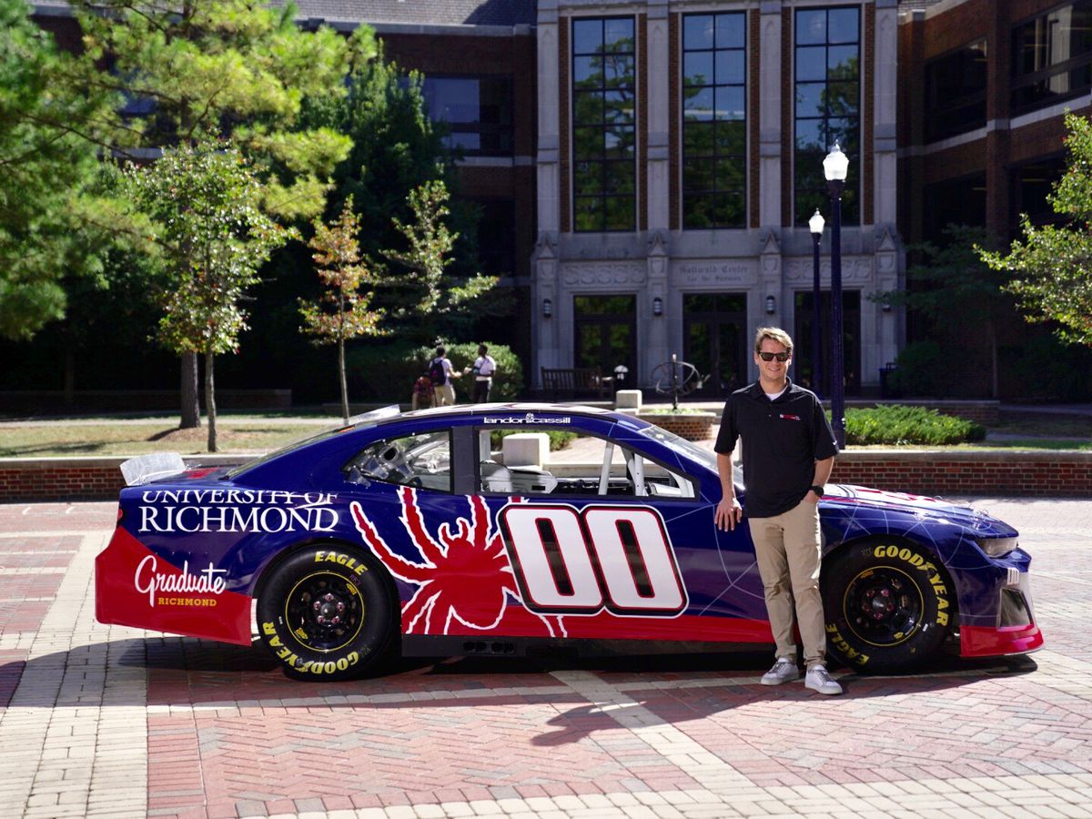 NASCAR driver Landon Cassill to race Richmond-branded car
