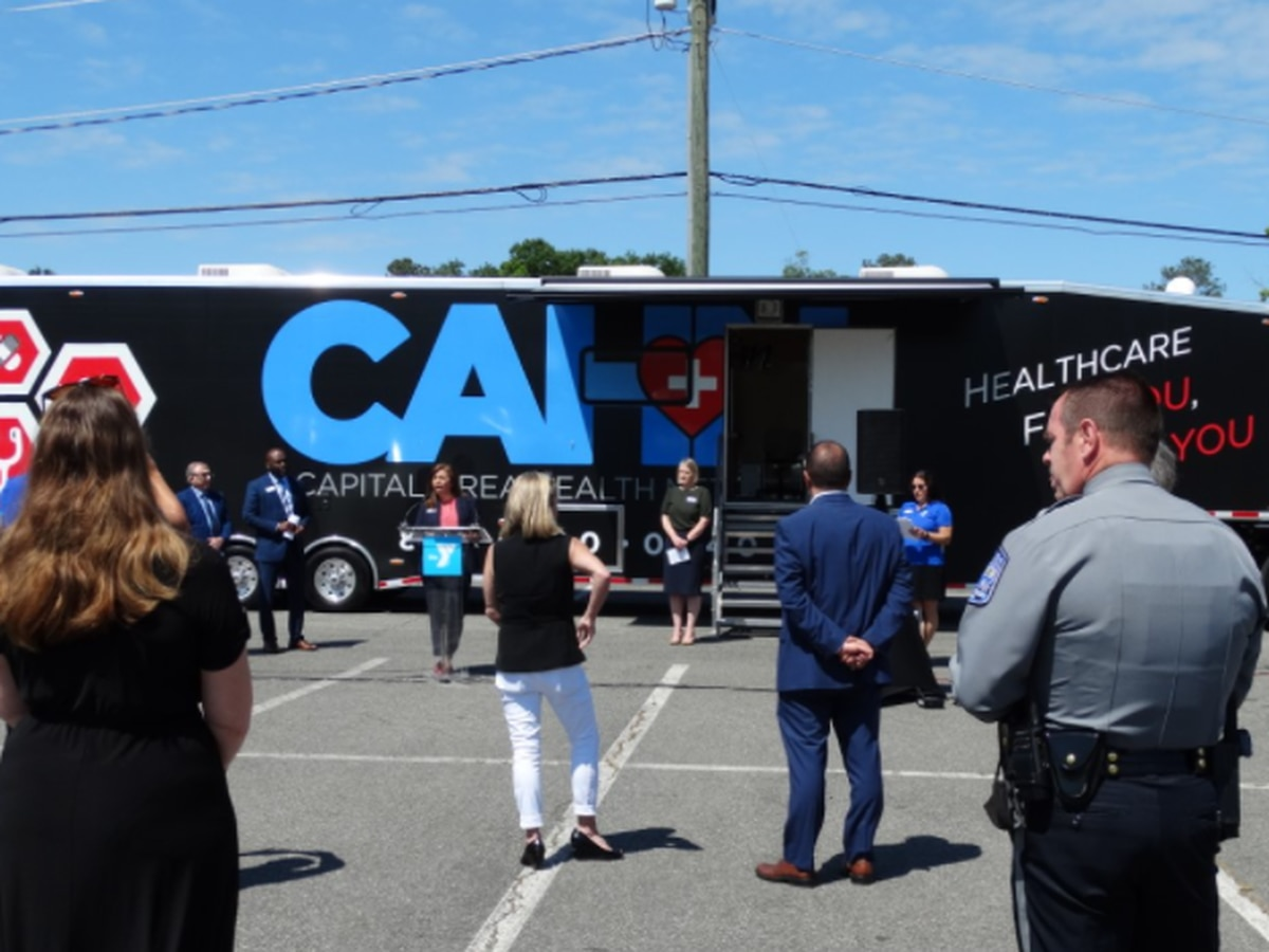 Mobile health clinic launched in Ashland