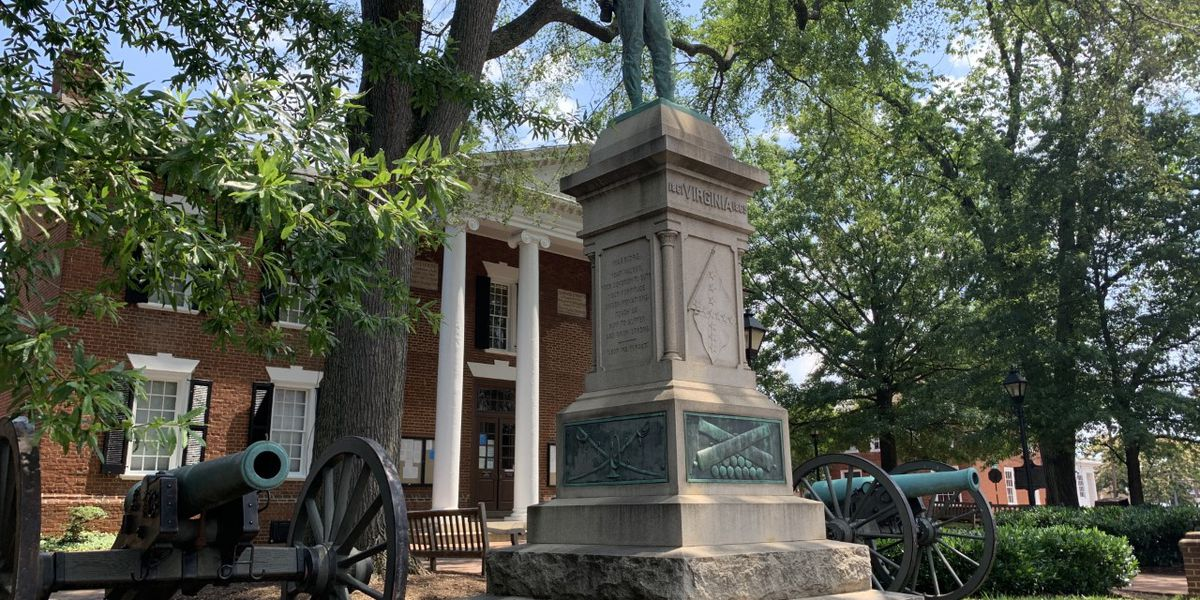 "Albemarle County to remove ""At Ready"" confederate statue following public hearing"