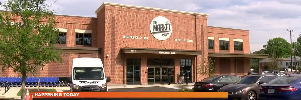 New grocery store set to open in Church Hill