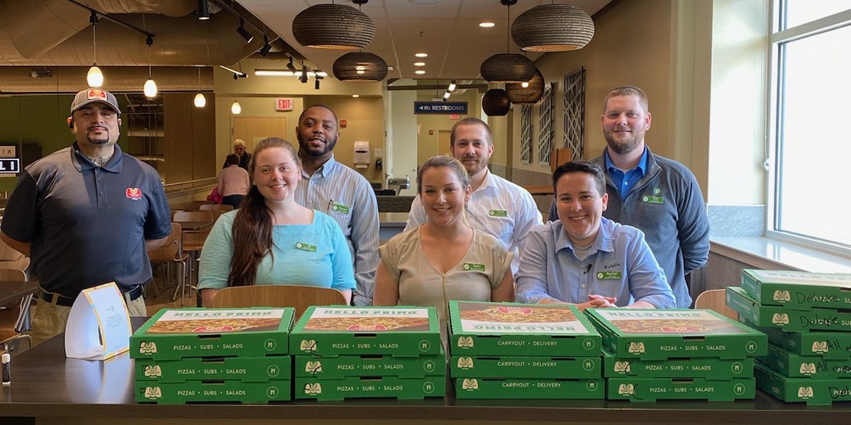 Marco's Pizza to Donate Hundreds of Pizzas to feed the front line