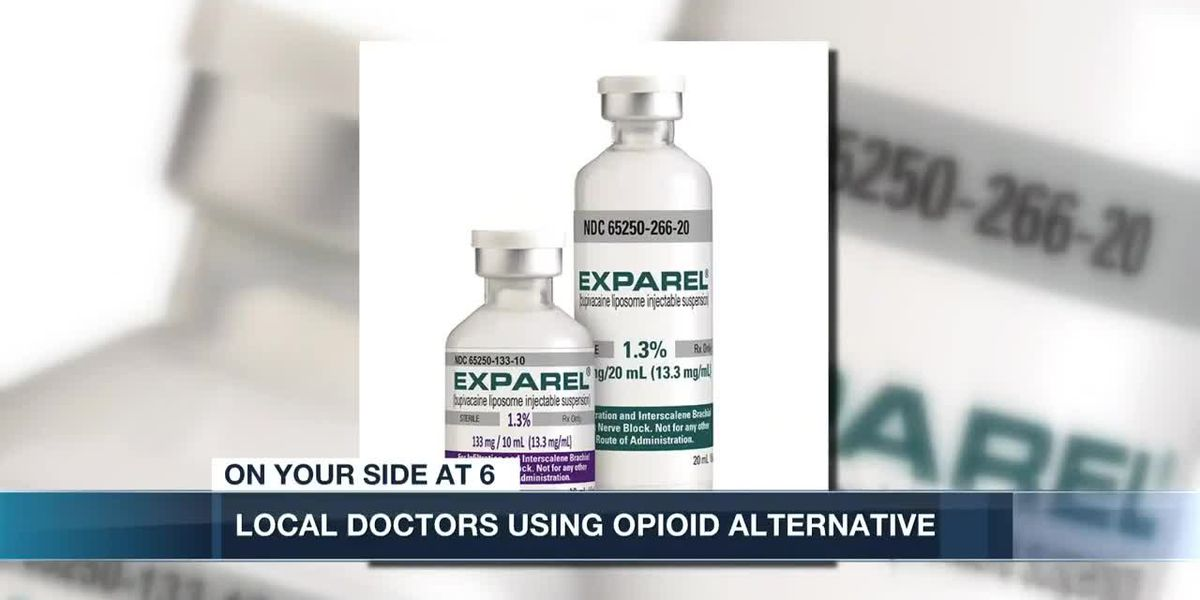 Local doctors using new non-opioid drug to help prevent addiction