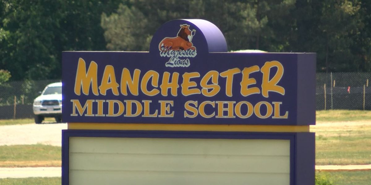 Some Manchester Middle School students could be moved to Providence