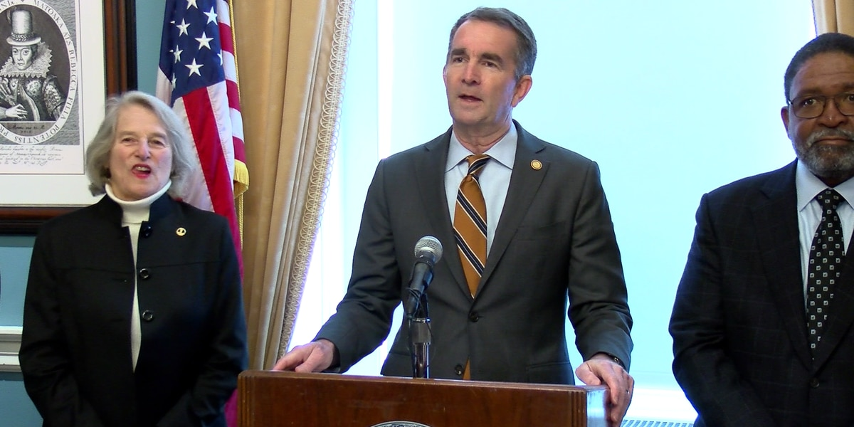 News to know for Jan. 15: Northam to ban guns from Capitol grounds; Richmond shooting; VUU cancels controversial event
