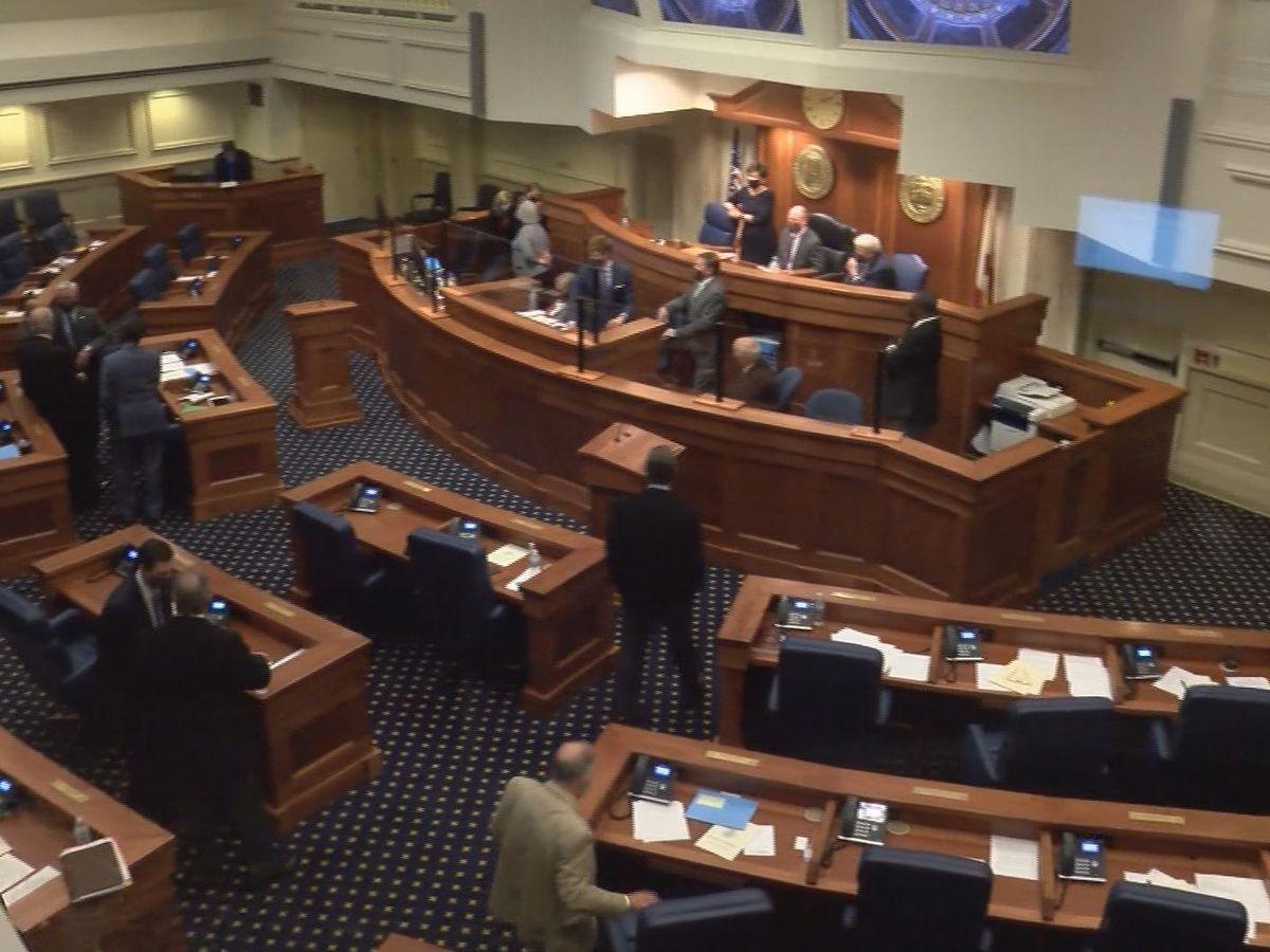 Alabama Senate passes bill banning transgender treatments for minors