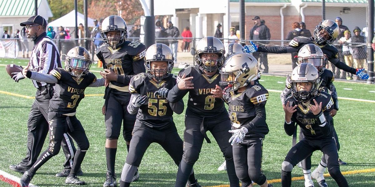 Youth football team needs money for championship trip