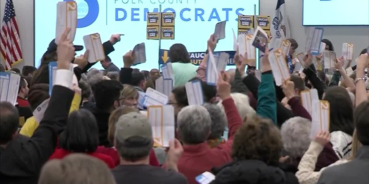 Interim chair plans to rebuild trust in Iowa caucuses after vote-reporting fiasco