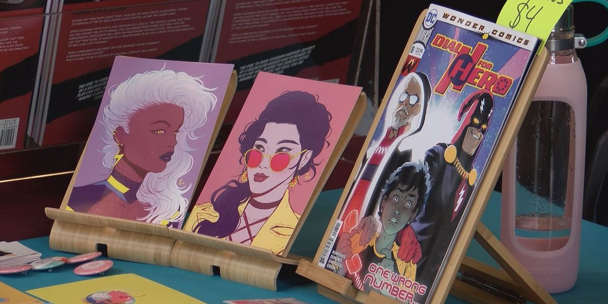 VCU hosts 1st ever 'Richmond Indie Comic Expo'