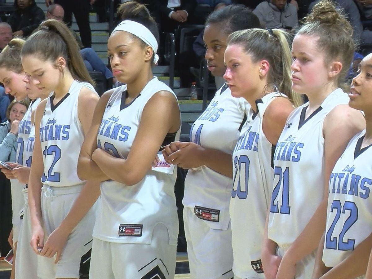 Woodbridge denies Cosby state championship