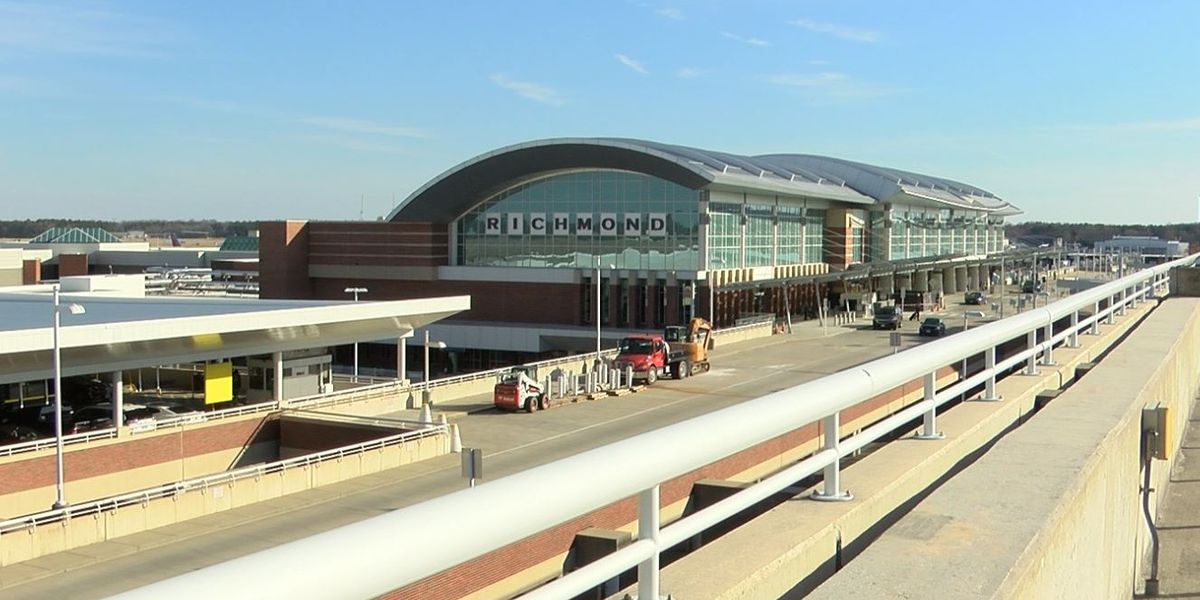 Passenger at Richmond International Airport refused to don mask, delaying flight