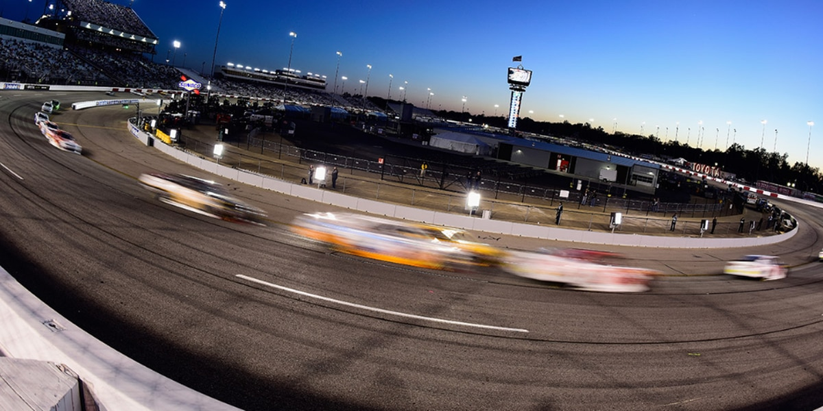 Traffic routes in Henrico altered due to NASCAR race