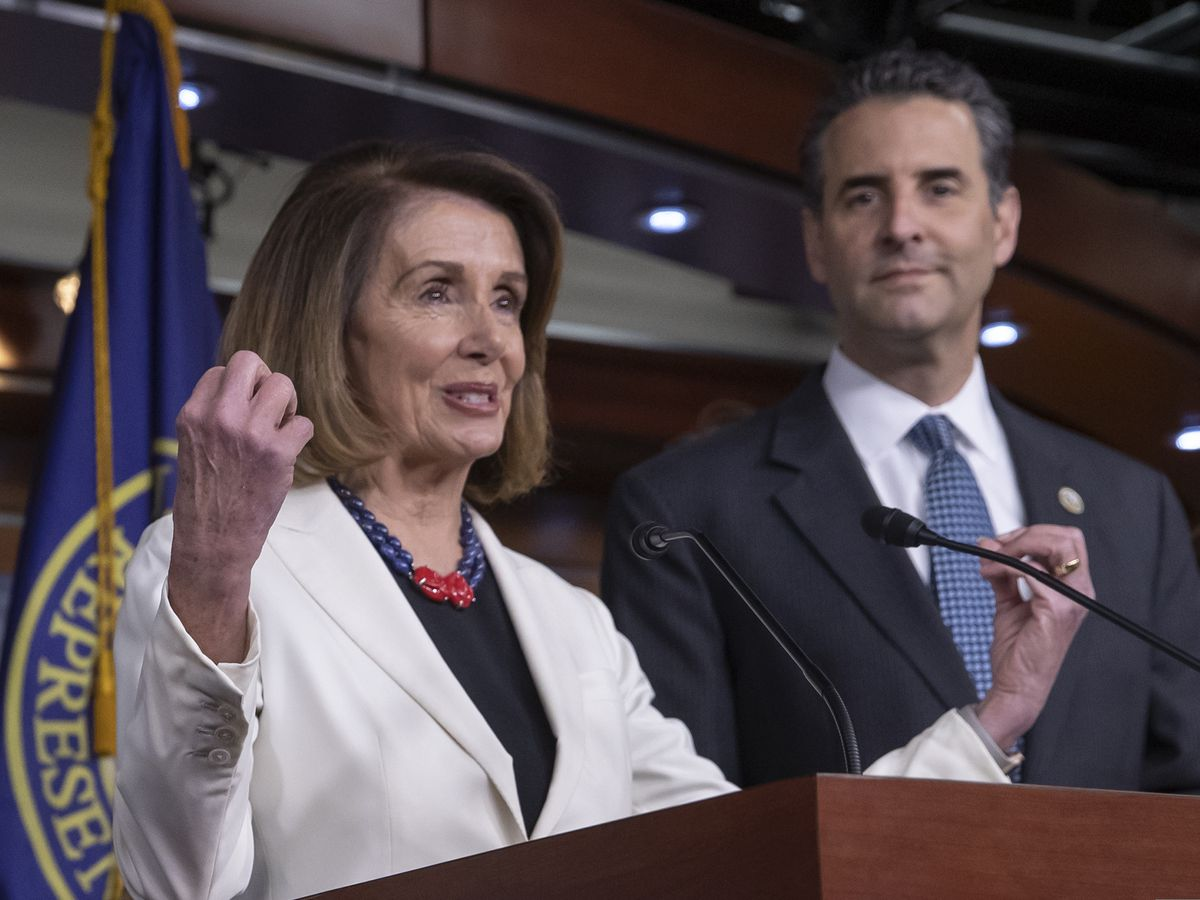 No tea party here: House Democrats can't wait to govern