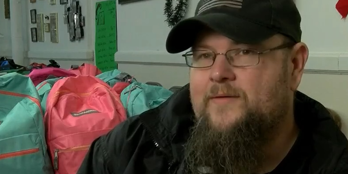 Richmond man gives back to homeless community