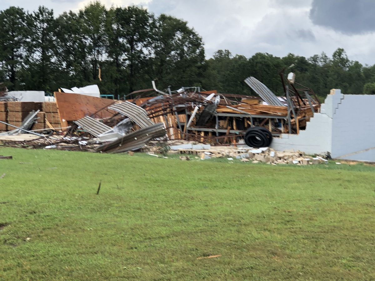 Live updates: Tornado damage throughout Central Virginia