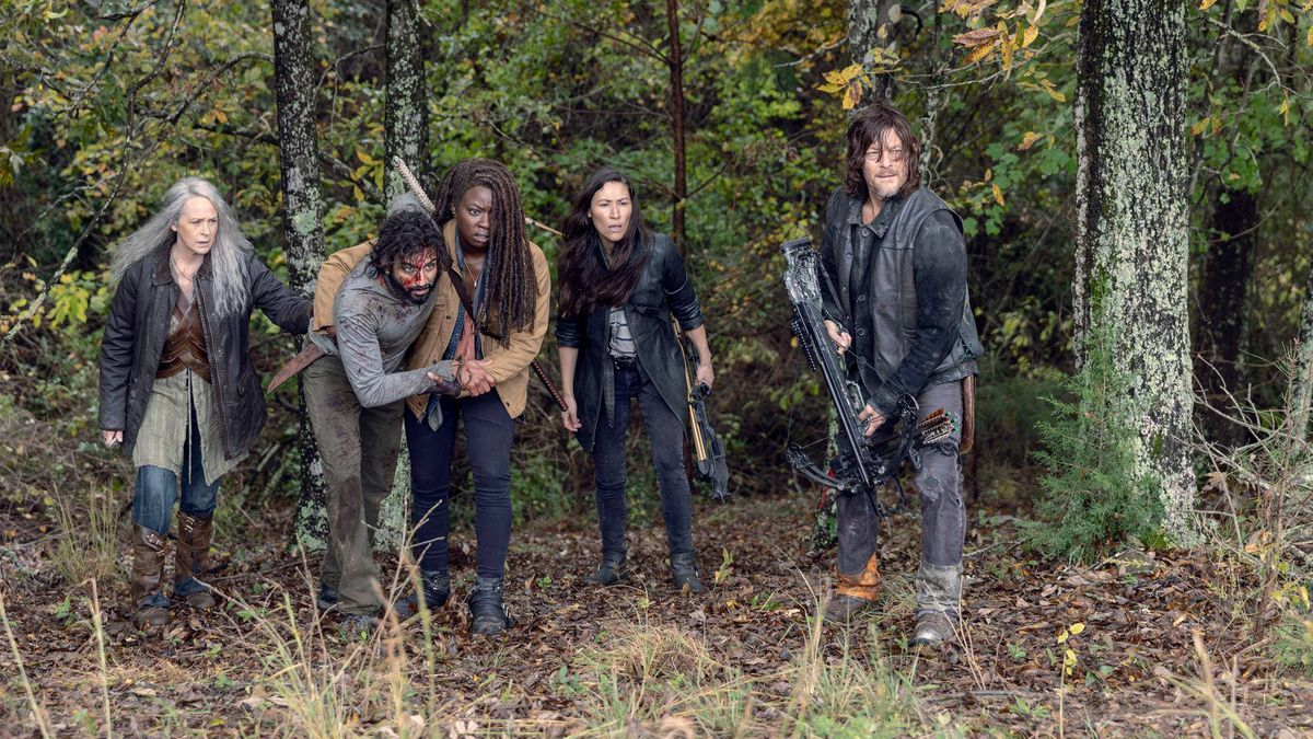 Extras needed for 'Walking Dead' filming in Richmond