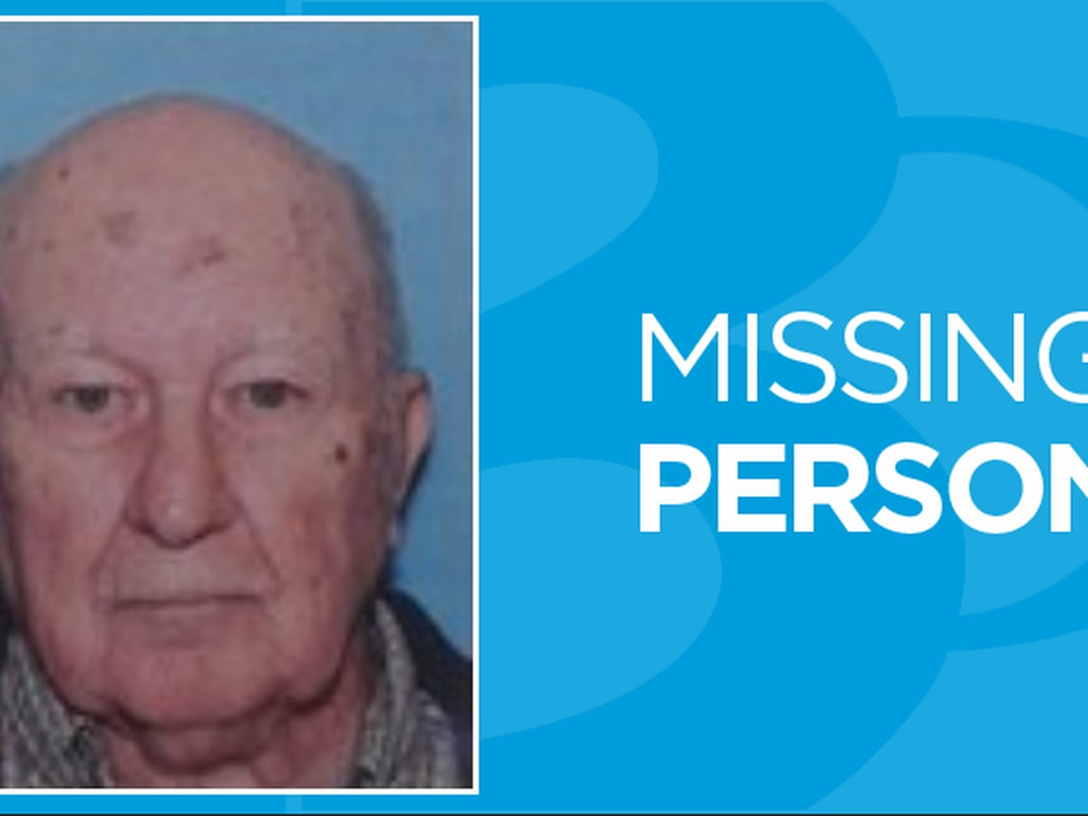 86-year-old man reported missing in Anson Co.